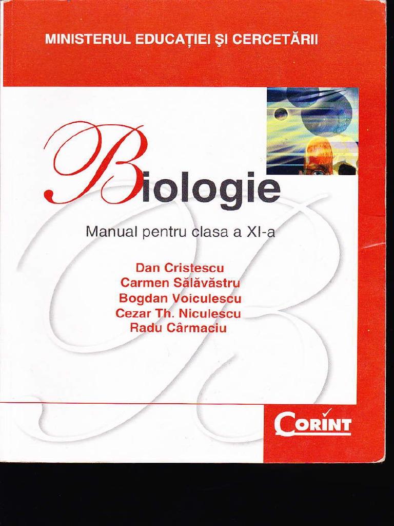 biologie manual pentru clasa a xi a ed corint rh scribd com manual biologie xi corint Desen Biologie
