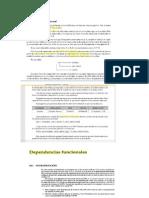2a Forma Normal(Dependencias Funcionales)
