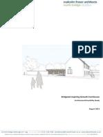Bridgend Farmhouse Feasibility Report - Final
