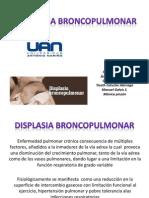 Displasia Broncopulmonar Ok