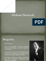 Helene Deutsch PPT