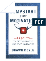 Jumpstart Your Motivation - Free Preview
