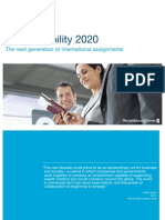 Talent Mobility 2020