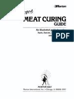 Morton Salt Div. of Morton Thiokol-Home Meat Curing Guide -Morton Salt Div. of Morton Thiokol (1988)
