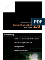 Digitale Ungleichheit und Web 2.0