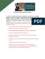 Definicion estructura organizacional