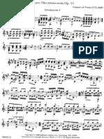 Fossa, François de (1775-1849)_Quatre divertissements op 13