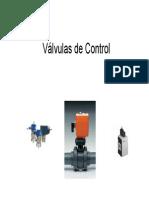 PPT_Valvulas de Control