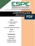 Informe Flujo de Fondos-Van y Tir Final