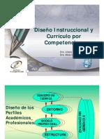 Diseño Instruccional y Curricular por Competencias[1] (1)