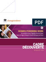 Women Powering Work in MENA