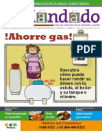 El Mandado #80. Aprende a ahorrar gas en casa