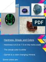 mineral ppt - student example