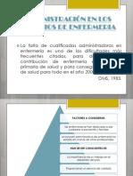 ADMINISTRACIÓN EN LOS SERVICIOS DE ENFERMERIA_EXPO