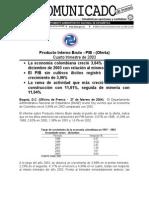 Cp Pib Oferta IVtrim03 Economia
