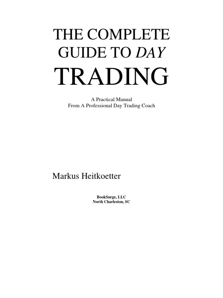 The complete guide to day trading day trading futures contract fandeluxe Gallery