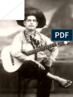 Sons de carillhoes / Sounds of Bells (Choro) by Pernambuco for guitar solo (TAB) - PREVIEW