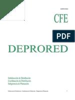 Manual DeproRed