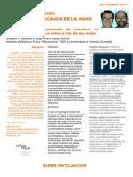 Estabilidad de proteínas (sept2011)