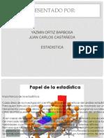Presentacion de Estadistica