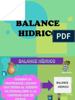 Balance Hidrico Expo