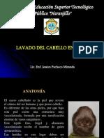 LAVADO DE CABELLO.ppt