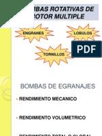 Bombas Rotativas de Rotor Multiple