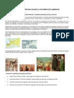 La pintura gótica. Primitivos flamencos -  Apunte