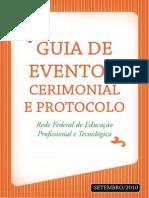 Manual Do Cerimonial - IfBA
