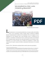 Movimiento Estudiantil en Chile 2006