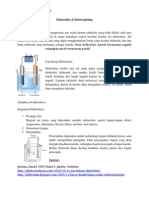 Elektroplating & elektrolisis - kusnanto