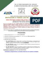 Invitacion Mesa Redonda