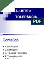 Aula Ajuste Tolerncia