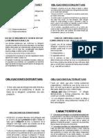 obligaciones imprimir