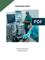 Exposicion de Anestesiologia