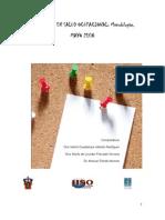 Protocolo de investigación con  enfoque cualitativo