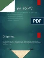 Qué es PSP