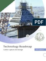 IEA Technology Roadmap CCS July 2013