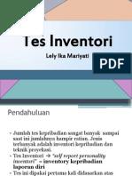 Tes Inventori