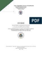Propuestas Estudiantiles sobre el Estacionamiento, seguridad y acceso a la Universidad de Puerto Rico en Carolina