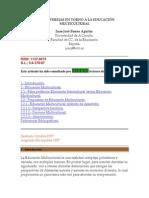 CONTROVERSIAS EN TORNO A LA EDUCACIÓN MULTICULTURAL (para ensayo)
