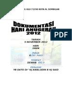 Dokumentasi Hari Anugerah 2012