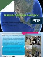 Migración en  geo