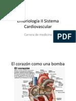 2 Embriologia Sistema Cardiovascular