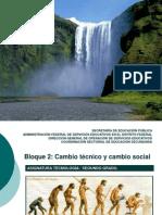 3. Cambio técnico y cambio social
