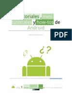 Tutoriales Minitutoriales How Tos de Android Victorpascual Es