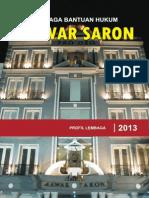 Profil Lembaga Mawar Saron 2013