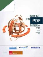 Informe Financiero Mineria 18