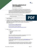 ApplyCertRegistrationPharmacy 29 Sep 08