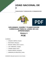 Proyecto Curricular Institucional Codificada